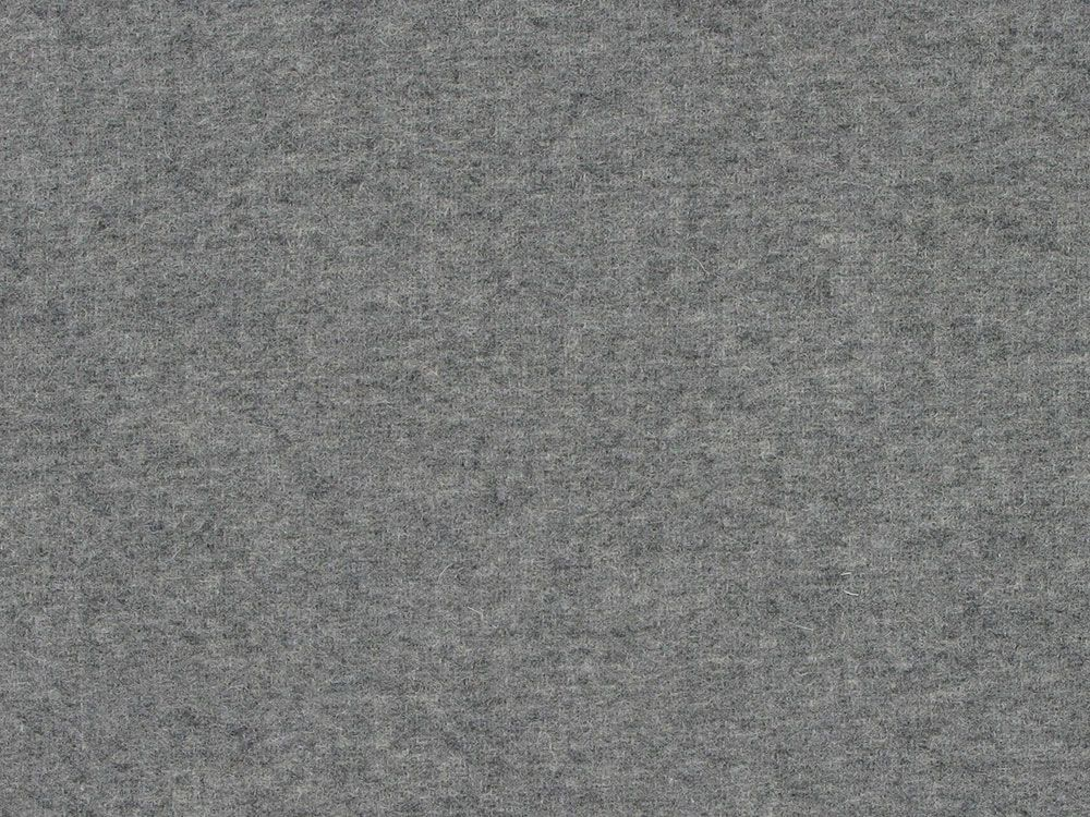Vilmas Italian Wool and Cashmere Blend, Light Grey