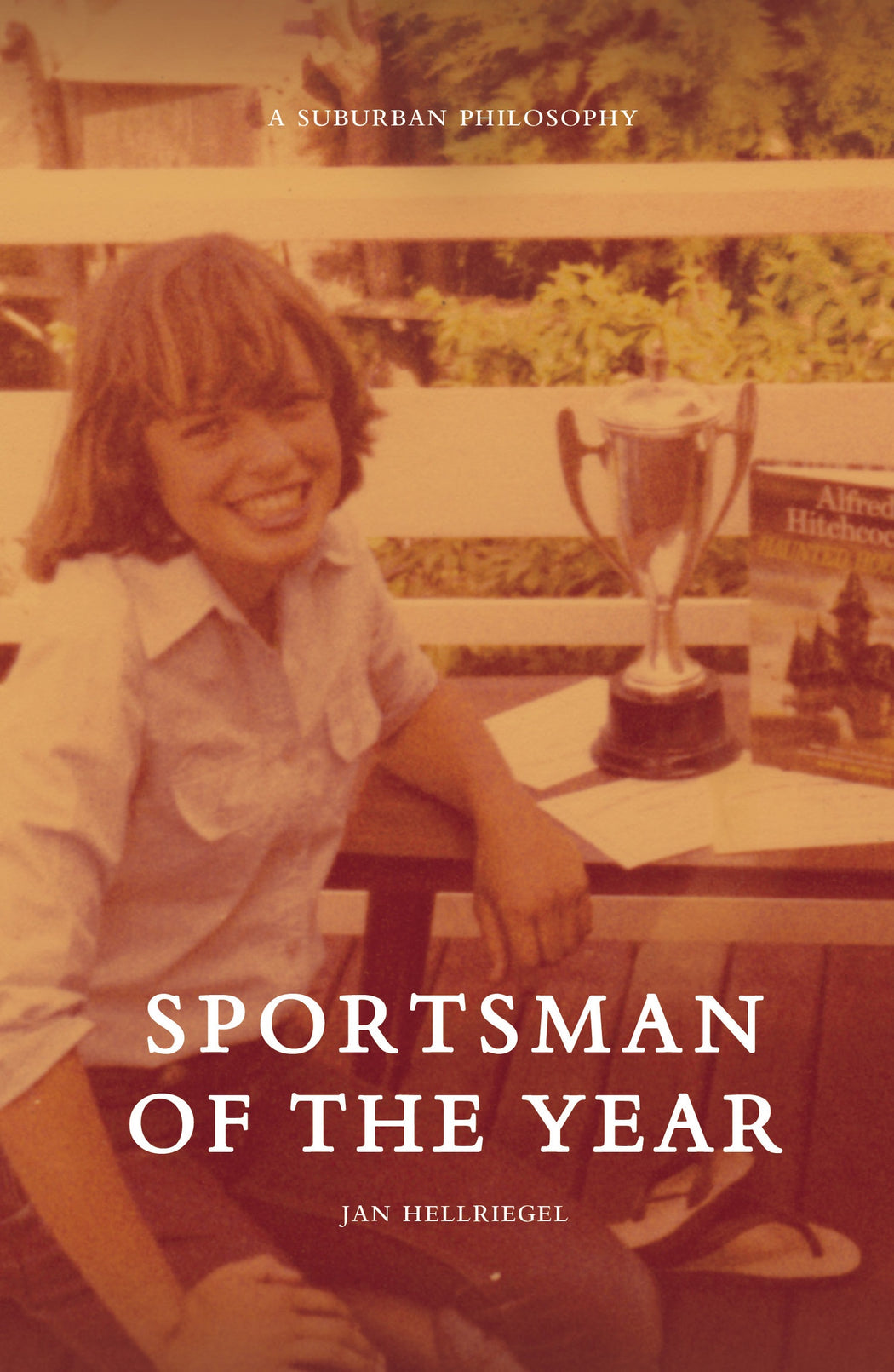SPORTSMAN OF THE YEAR - A Suburban Philosophy - (CD and Book)