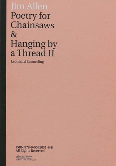 Poetry for Chainsaws & Hanging by a Thread II - Strange Goods
