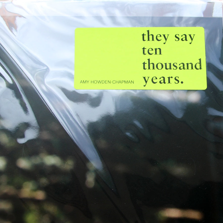 They Say Ten Thousand Years - Strange Goods