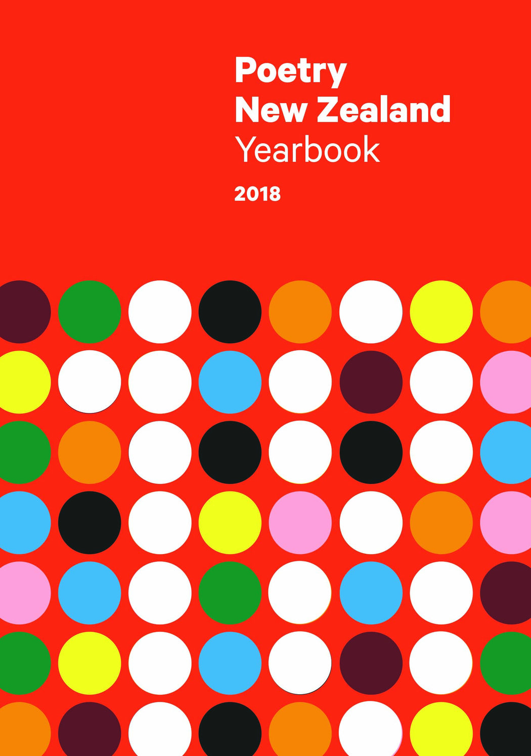 Poetry New Zealand Yearbook 2018 - Strange Goods