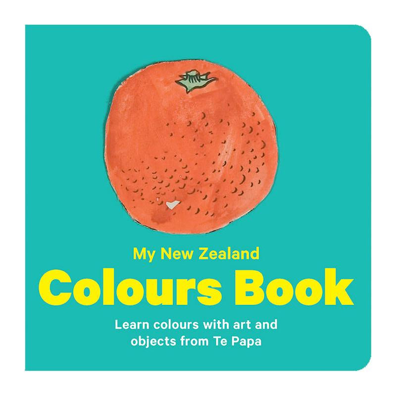 My New Zealand Colours Book