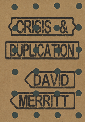 Crisis & Duplication (First Edition) - Strange Goods