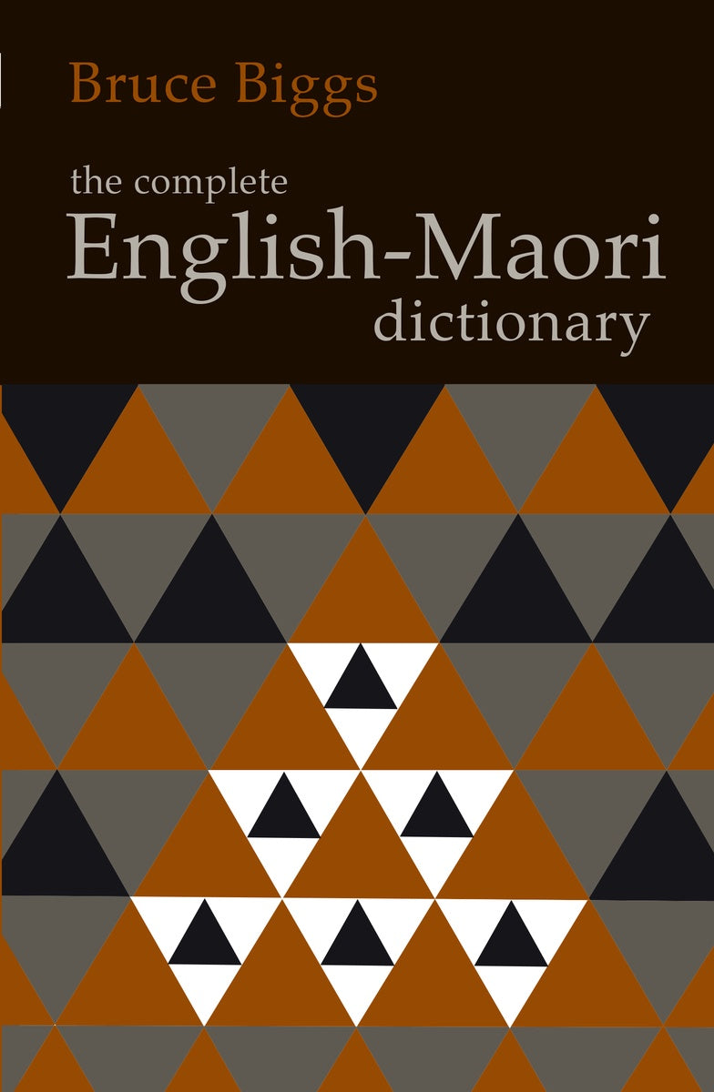 English Maori Dictionary - Strange Goods