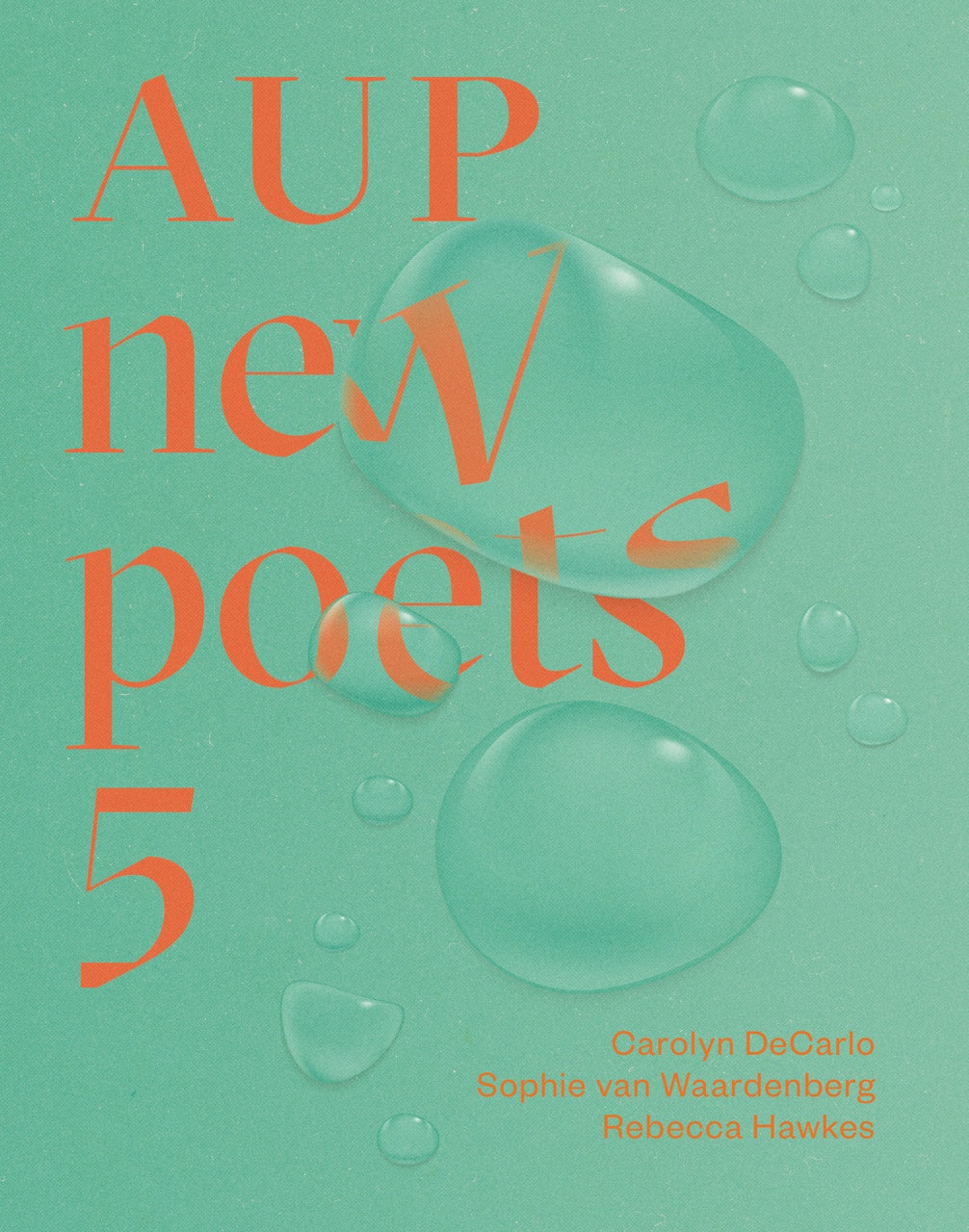 AUP New Poets 5 - Strange Goods