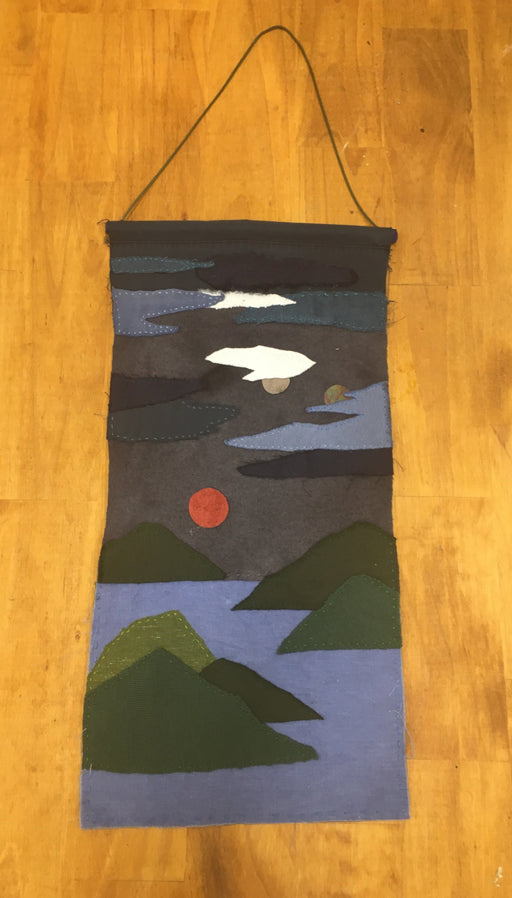 Large Tapestry (Wind To Shift)