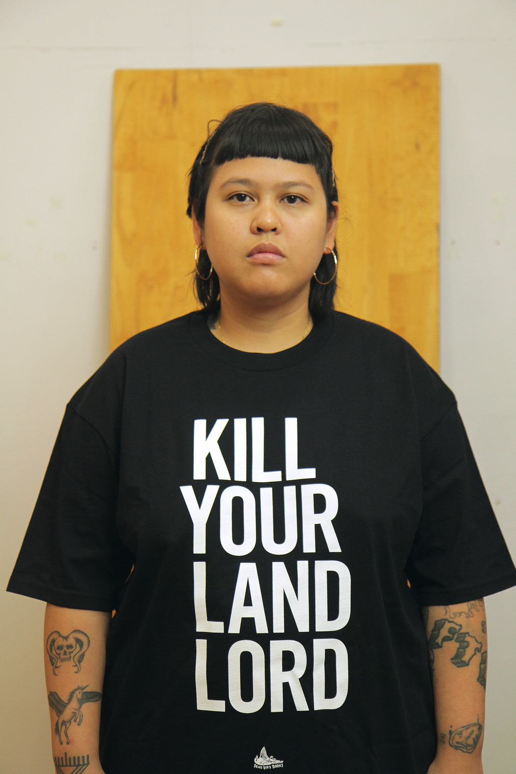 Kill Your Landlord T-Shirt - Strange Goods