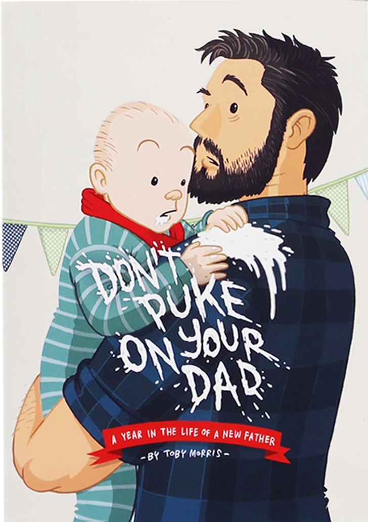 Don't Puke On Your Dad - Strange Goods