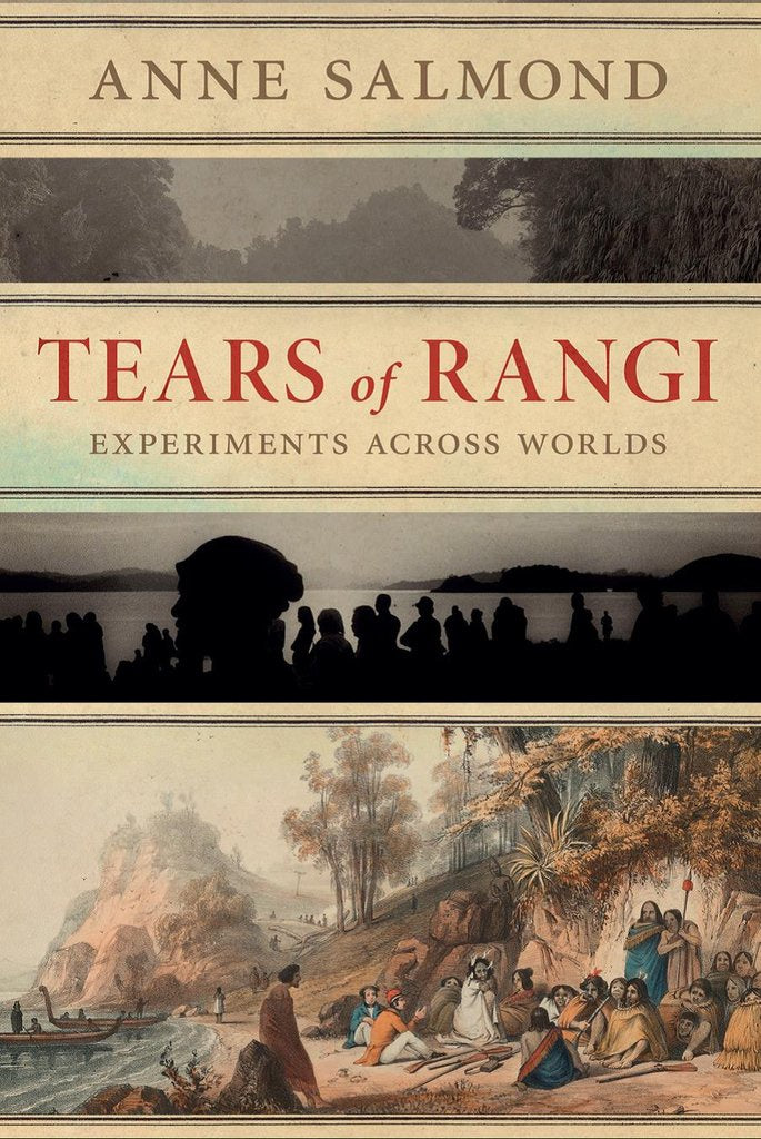 Tears of Rangi : Experiments Across Worlds - Strange Goods