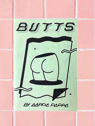 BUTTS - Strange Goods