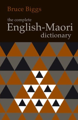 The Complete English-Maori Dictionary - Strange Goods
