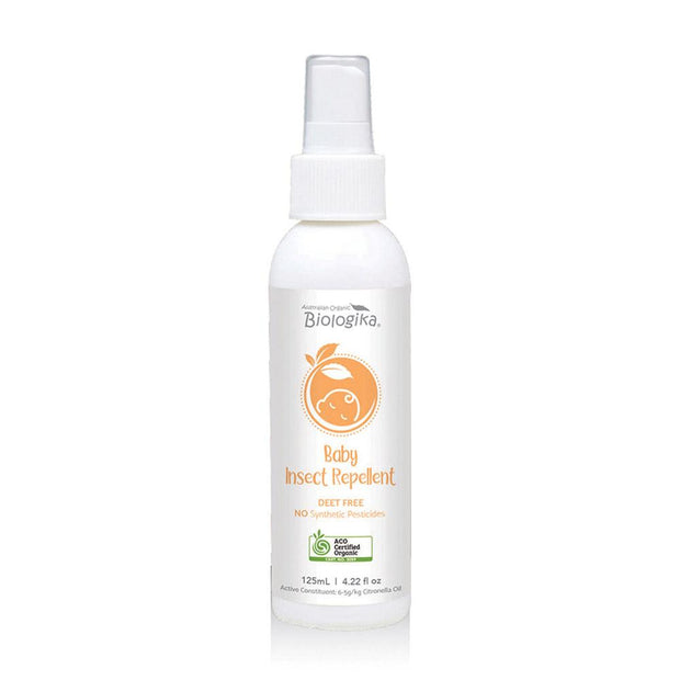 Baby Insect Repellent 125ml, Biologika, Insect Repellent