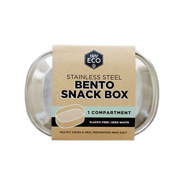 Bento Snack Box - 1 Compartment, Ever Eco, Food Container