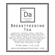 Breastfeeding Tea 50g, Daylesford Apothecary, Pregnancy Tea