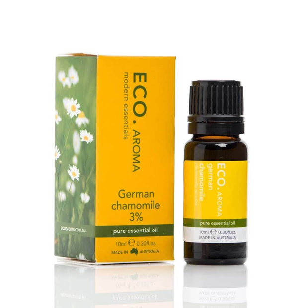 Chamomile 3% (German) Essential Oil 10ml, Eco Modern Essentials, Essential Oils