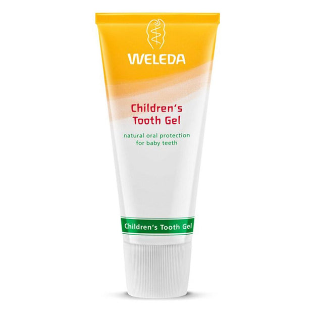 Children's Tooth Gel 50mL, Weleda, Baby Oral
