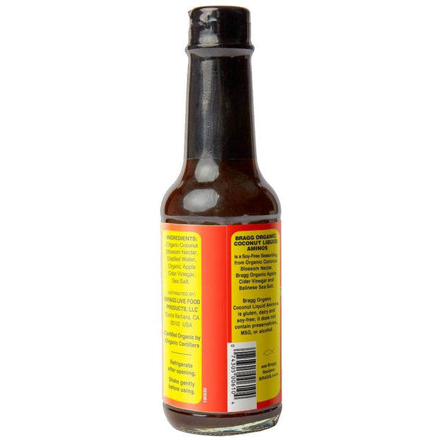 Coconut Liquid Aminos 296mL, Bragg, Seasoning