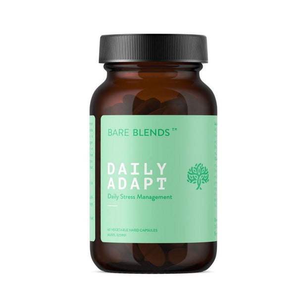 Daily Adapt - 30 Cap, Bare Blends, Stress Management