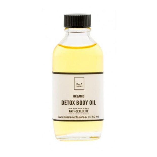 Detox Body Oil 50mL, DnA Elements, Body Oil