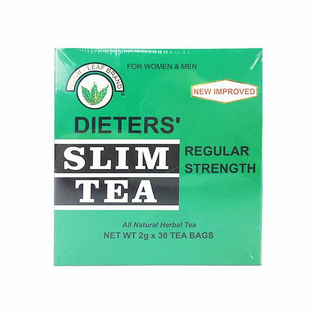 Dieters' Slim Tea - Regular Strength (30 bags), Nutri-leaf, Tea