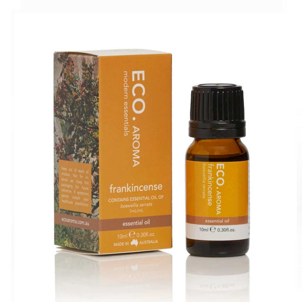 Frankincense Pure Essential Oil 10ml, Eco Modern Essentials, Essential Oils