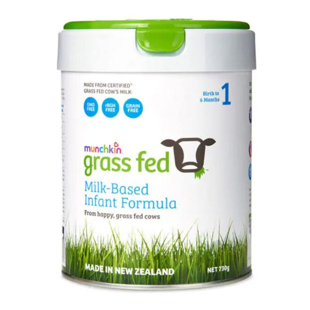 Grass Fed Formula - Stage 1 (0-6 months), Munchkin, Baby Formula