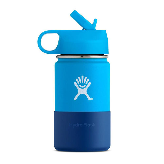 Kids Straw Lid Double Insulated - Pacific 254mL, Hydro Flask, Kids Water Bottles
