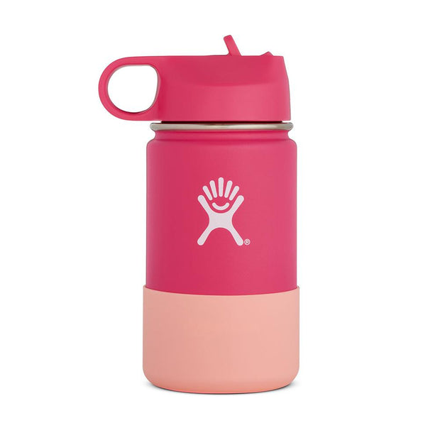 Kids Straw Lid Double Insulated - Watermelon 254mL, Hydro Flask, Kids Water Bottles