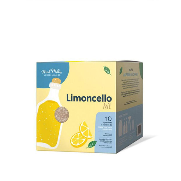 Limoncello Kit, Mad Millie, Drinks DIY Kit
