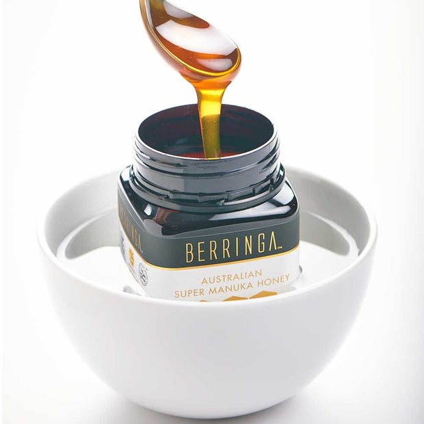 Manuka Honey 220+MGO 250g/500g, Berringa, Manuka Honey