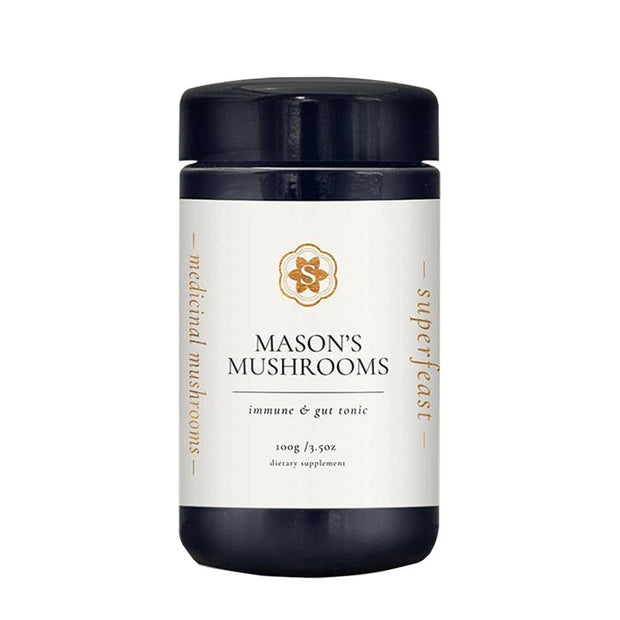 Mason's Mushrooms 50g | 100g, Superfeast, Tonic Blends