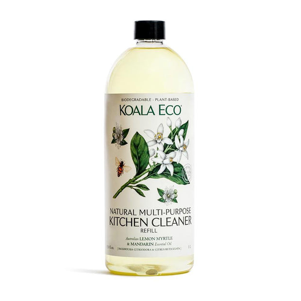 Multi-Purpose Kitchen Cleaner - Refill 1L Kitchen Cleaner Koala Eco