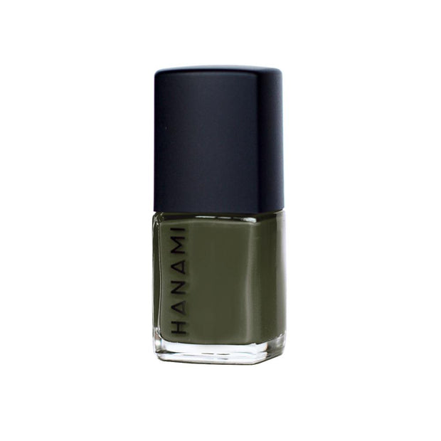 Nail Polish - The Moss 15mL, Hanami Cosmetics, Nail Polish