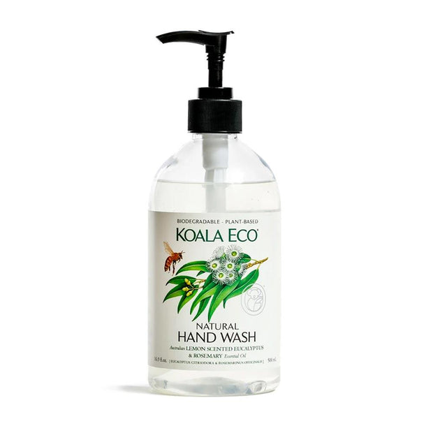Natural Hand Wash 500mL Hand Wash Koala Eco