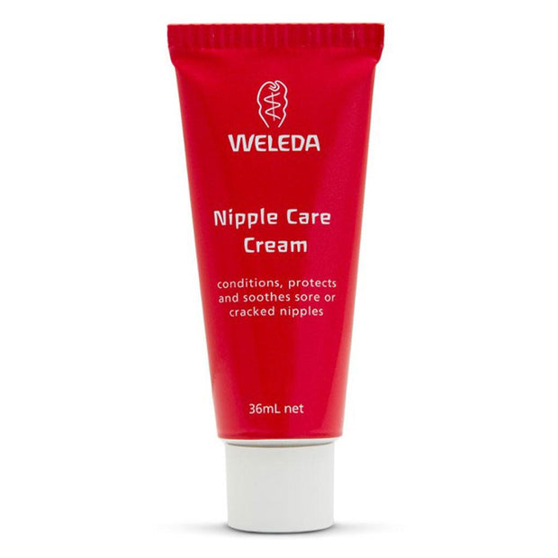 Nipple Care Cream 36ml, Weleda, Nipple Cream
