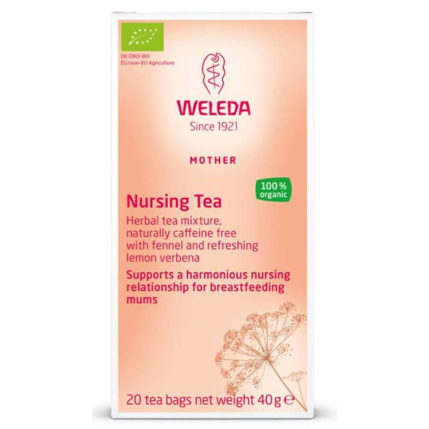Nursing Tea, Weleda, Pregnancy Tea