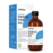 Omega Fish Oil 500ml, Melrose, Daily Health Oil