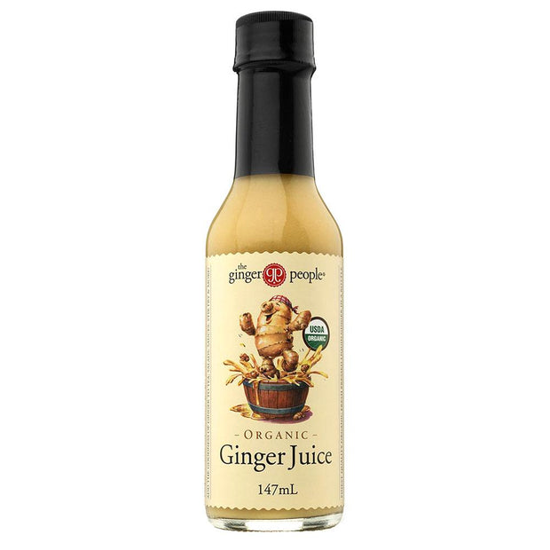 Organic Ginger Juice 147mL, The Ginger People, Juice