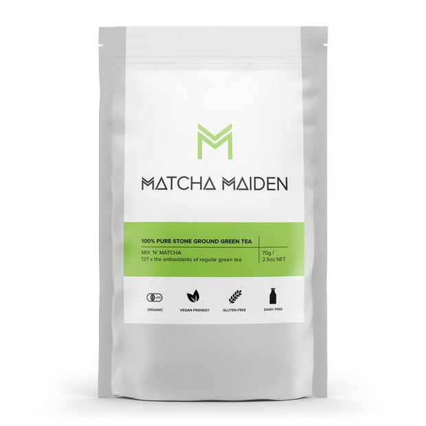 Organic Matcha Powder, Matcha Maiden, Green Tea