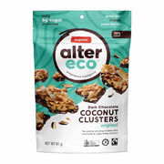 Original Coconut Clusters 91g (70% Cacao), Alter Eco, Clusters