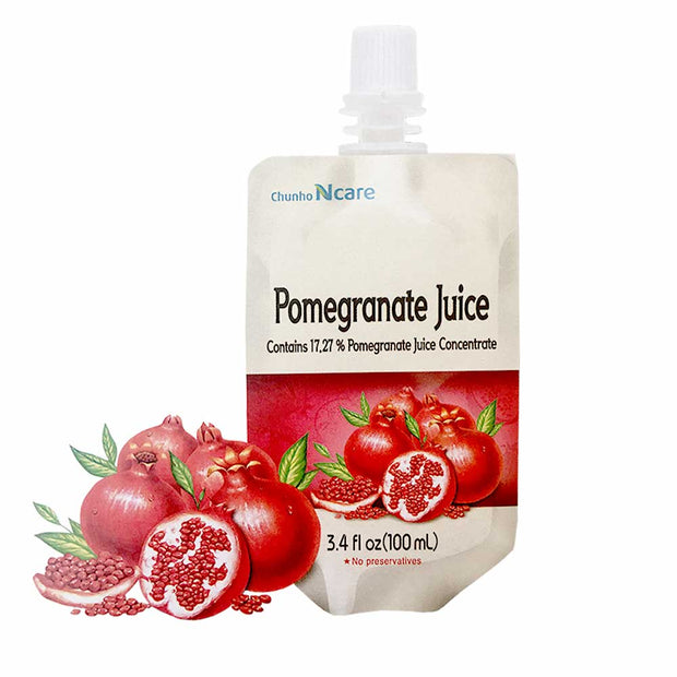 Pomegranate Juice 1pk | 5pk | 10pk | 30pk, Chunho Food, Drinks