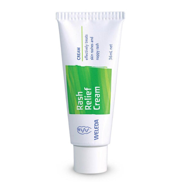 Rash Relief Cream 36ml, Weleda, Rash Cream