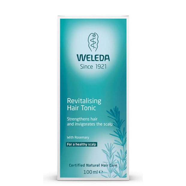 Revitalising Hair Tonic 100mL, Weleda, Hair Oil