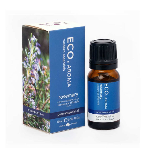 Rosemary Pure Essential Oil 10ml, Eco Modern Essentials, Essential Oils