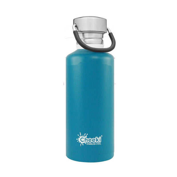 Single Wall Bottle 500mL - Topaz, Cheeki, Water Bottle