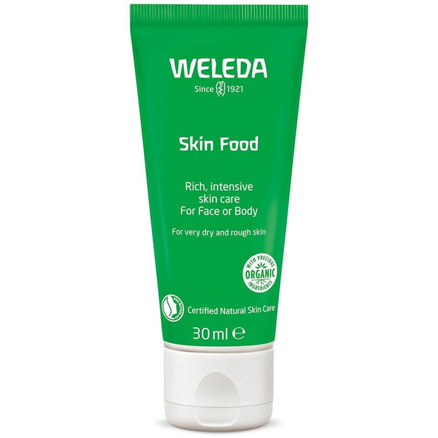 Skin Food 30ml, Weleda, Face Moisturiser