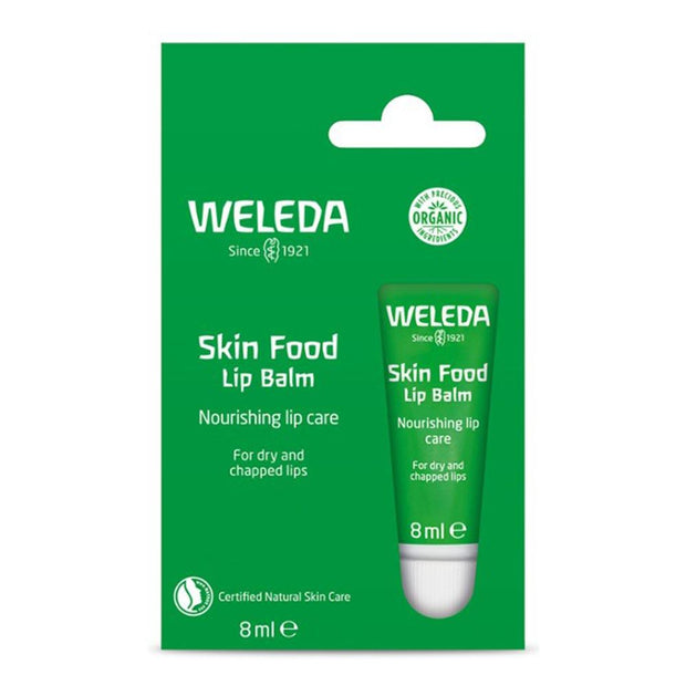 Skin Food Lip Balm 8ml, Weleda, Lip Balm