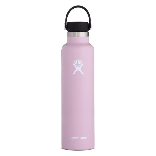 Standard Mouth Flex Cap Double Insulated 709mL - Lilac, Hydro Flask, Water Bottles