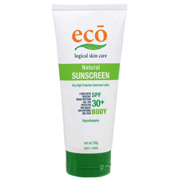 Sunscreen Body SPF 30+ 150g, Eco Sunscreen, Body Sunscreen