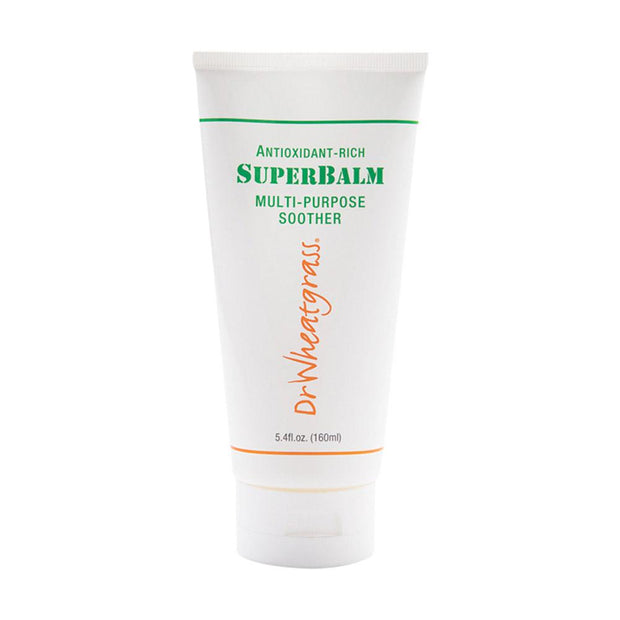 SuperBalm 160ml, Dr Wheatgrass, Muscle Recovery Balm